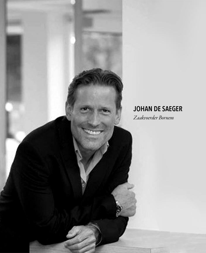 Johan De Saeger